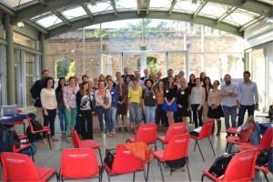 barcamp participants